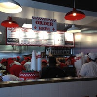 Photo taken at Five Guys by Steve M. on 5/7/2012