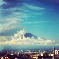 Photo taken at 富士山ビューポイント by 柿木 孝. on 8/23/2012