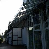 Photo taken at Deutsches Haus by Swen H. on 6/26/2012