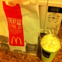 Photo taken at McDonald's by Sean M. on 3/9/2012
