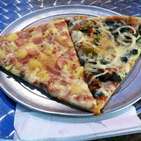 Photo taken at Ciao Bella Pizzeria & Restaurant by amanda on 8/10/2012