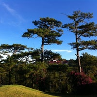 Photo taken at Verranda Baguio Country Club by Francis C. on 2/16/2012