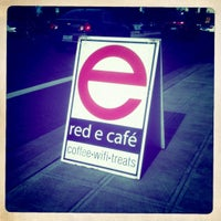 Photo taken at Red E Café by Sarah . on 7/26/2011