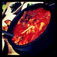 Photo taken at Da Sa Rang Korea BBQ Restaurant by Iva L. on 7/17/2011