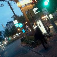 Photo taken at U Schweizer Platz by R P. on 10/17/2011