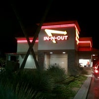 Photo taken at In-N-Out Burger by Matt L. on 3/18/2012