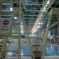 Photo taken at Canada Games Aquatic Centre by Garðar S. on 11/24/2011