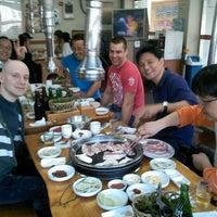 Photo taken at 왕산골 by Darren on 4/20/2012