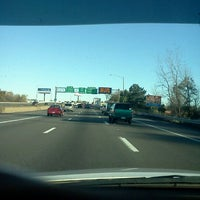 Photo taken at I-84 -- Hartford by Gabby A. on 10/21/2011