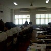 Photo taken at 508 learning center by sasima m. on 3/6/2012