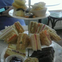 Photo taken at Grayz Tea Room by Neil E. on 3/24/2012