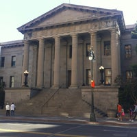 Photo taken at The Old San Francisco Mint by Ryan L. on 7/22/2012