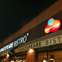Photo taken at Shakespeare Coffee & Bistro by Engin G. on 8/28/2011