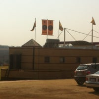 Photo taken at Kaizer Chiefs Village by Goodnews C. on 8/4/2012