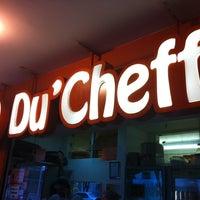 Photo taken at Du' Cheff Pizzaria Express by Priscila P. on 11/20/2011