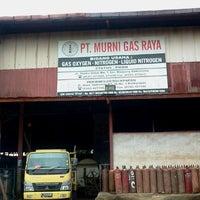 Photo taken at PT MURNI GAS RAYA (New Factory) by RiscaNandita M. on 5/14/2012