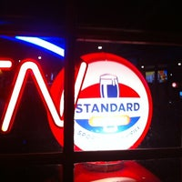 Photo taken at Standard Station by Jon B. on 3/8/2012