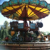 Photo taken at Le Carrousel des Fables by Fulvia M. on 5/27/2012