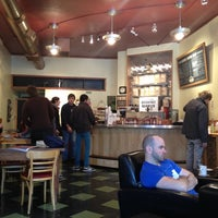 Photo taken at Floyd's Coffee Shop by Brian C. on 11/5/2011