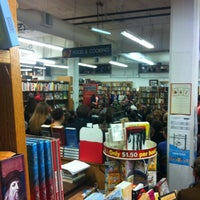 Photo taken at Magers & Quinn Booksellers by Tasty Lighting Supply on 11/9/2011
