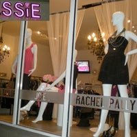 Photo taken at Jessie Boutique by Lucky Magazine on 10/14/2011