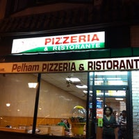 Photo taken at Pelham Pizzeria & Ristorante by aan on 8/28/2011