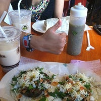 Photo taken at Flaco's Tacos by Teresa P. on 8/7/2011