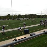 Photo taken at Joe Walton Stadium by Marva C. on 9/19/2011