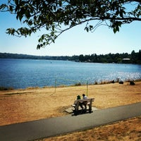 Photo prise au Seward Park Loop par Alicia M. le9/4/2012