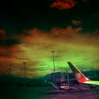 Photo taken at Juanda International Airport (SUB) by Brent C. on 4/26/2012