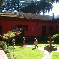 Photo taken at Posada Del Parque by Cristian H. on 10/2/2011