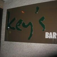 Photo taken at Keys Bar by Lenn V. on 2/18/2011