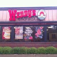 Photo taken at Wendy's by David C. on 9/23/2011