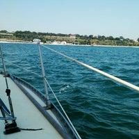 Photo taken at Black Sea by Anton K. on 7/6/2012
