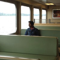 Photo taken at Vashon Ferry by Matthew M. on 4/30/2012