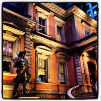 Photo taken at The Union League of Philadelphia by Rob on 7/10/2012