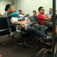 Photo taken at Terminal 2 by Kaybe on 6/30/2012