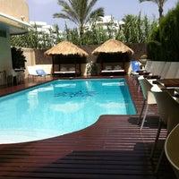 Foto tomada en El Hotel Pachá **** por Tatiana K. el 9/1/2011