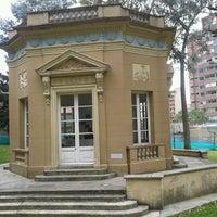 Photo taken at Parque De La Independencia by Dave V. on 7/6/2012