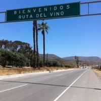 Photo taken at Ruta Del Vino by Pedro P. on 5/28/2011