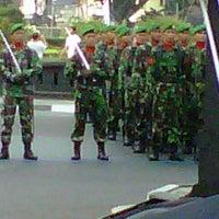 Photo taken at Balai Kota Malang by Dedy P. on 8/17/2012