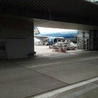 Photo taken at Gate C6 by Irina on 7/20/2012