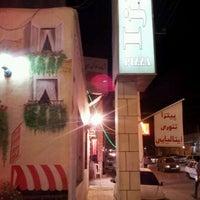 Photo taken at Pizza Papas   پیتزا پاپاس by Mohammad J. on 5/13/2012