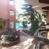 Photo taken at Hotel Baga Marina by Gabor K. on 12/29/2011