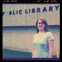 Photo taken at Z. Alexander Looby Library by Stephen H. on 7/16/2011