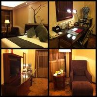 Photo taken at Kingdom Hotel Yiwu by Hai Harvard W. on 8/24/2012