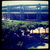 Photo taken at Stadio San Paolo by davucci on 8/31/2011