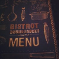 Photo taken at Bistrot Bruno Loubet by Leen S. on 11/14/2011
