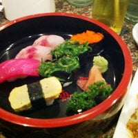 Photo taken at Ai Sushi by Alyn P. on 2/4/2011
