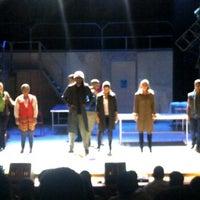 Photo taken at Belllas Artes by Karina L. on 11/12/2011